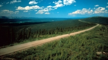 Alaska Highway, © Canadian Tourism Commission