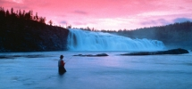 Hunt Falls, Saskatchewan's Norden, © Canadian Tourism Commission