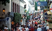 Quebec-City, © Canadian Tourism Commission